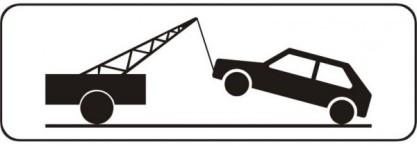 Remorquage voiture 87